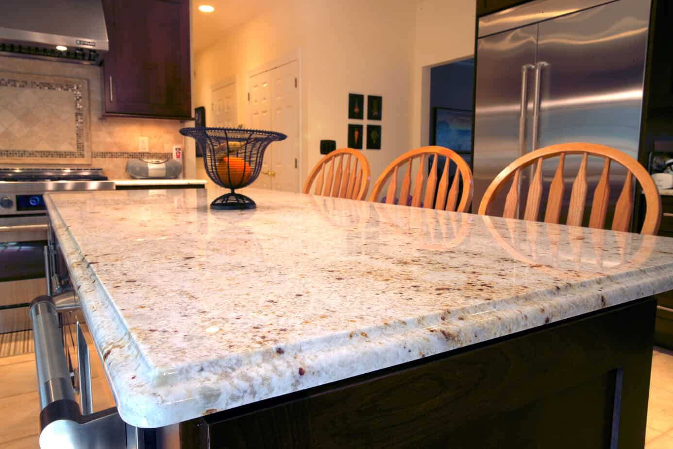 Countertop Edge Options